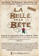 La Belle et la Bête 24.09.16